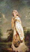 Sir Thomas Lawrence Elisabeth Farren, Later Countess of Derby oil painting